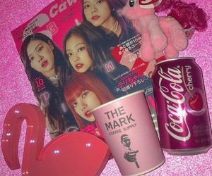 kpop, blackpink, and pink image