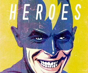 batman, heroes, and popculture image