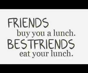 best friends, happy, and quotes image