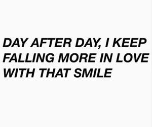 quotes, love, and smile image