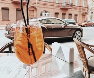 car, luxury, and cocktail image