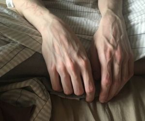 feel, grunge, and veins image
