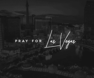 pray for las vegas image