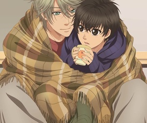 anime, ren, and Super Lovers image