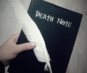 anime, death note, and japan image