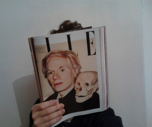 Elle, fashion, and revista image