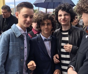 it, finn wolfhard, and jaeden lieberher image