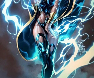 storm and Marvel image