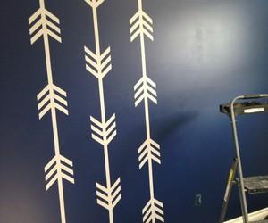 arrows, decor, and diy image