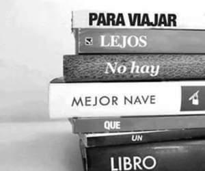 books, libros, and viaje image