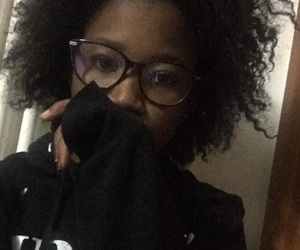 Afro, skin, and afrohair image