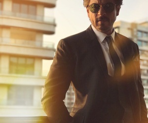 actor, sunglasses, and king khan image
