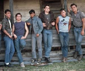 80s and the outsiders image
