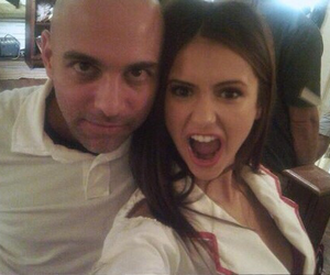 Nina Dobrev and tvd image