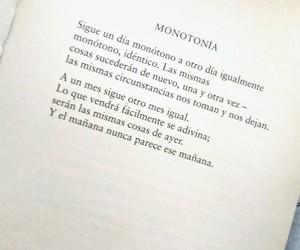 poema and monotonia image