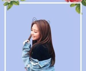 wallpapers, jennie, and blackpink image