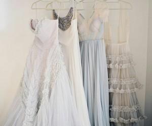 beautiful, dresses, and nice image