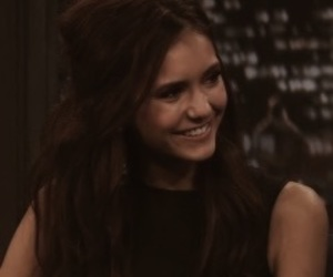 Nina Dobrev, icon, and tvd image