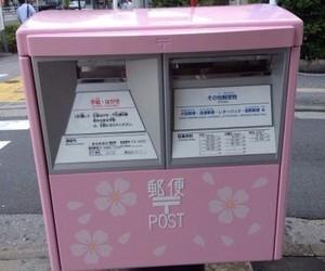 pink, pastel, and japan image