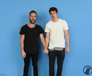 teen wolf, jr bourne, and daniel sherman image