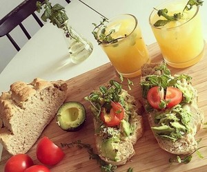 breakfast, fitness, and food recipe image