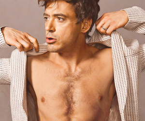 Hot, iron man, and robert downey jr image