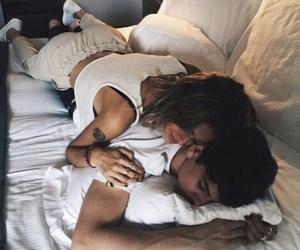 boyfriend, kiss, and couple goals image