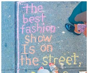 fashion, nyc, and quote image