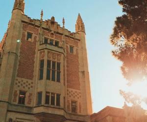 college, ucla, and university image