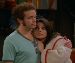 Mila Kunis, that 70s show, and steven hyde image