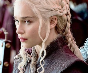 got, daenerys, and game of thrones image