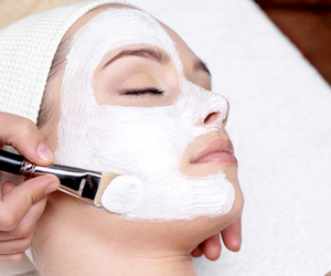 beauty, facial, and face packs image
