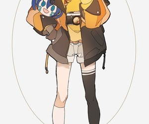 anime, cute, and mekakucity actors image