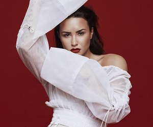 demi lovato, beauty, and photoshoot image