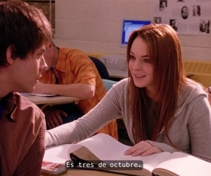 00s, mean girls, and lindsay lohan image