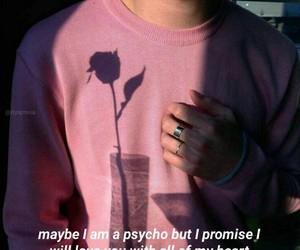 feelings, Psycho, and quotes image