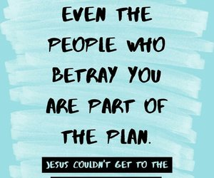 god, plan, and love image