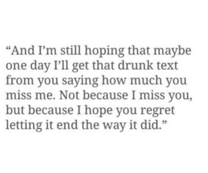 quotes, love, and drunk image