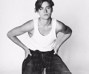 perfection, cole sprouse, and my heart is exploding image