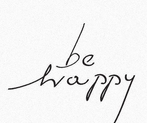 happy, smile, and be happy image