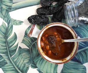 chili, yummy, and food image