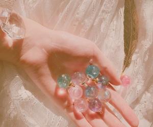 crystal, girly, and grunge image