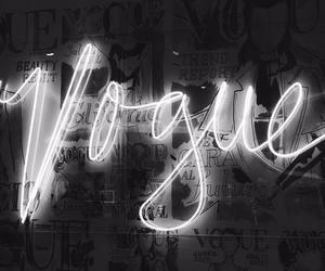 lights, moda, and vogue image
