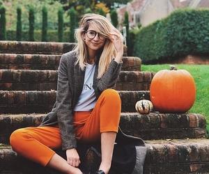 zoella, zoe sugg, and autumn image