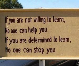 quotes, learn, and life image