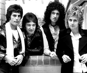 Freddie Mercury, hard rock, and Queen image