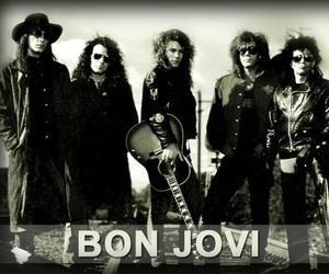 heavy metal, rock, and bon jovi image