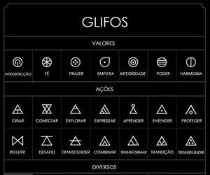symbols and tattoo image