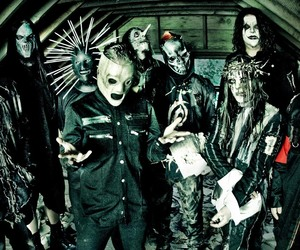 slipknot and rock image