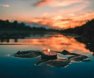 amazing, candle, and dreamy image